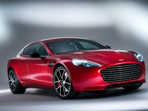 Aston Martin Rapide S -1