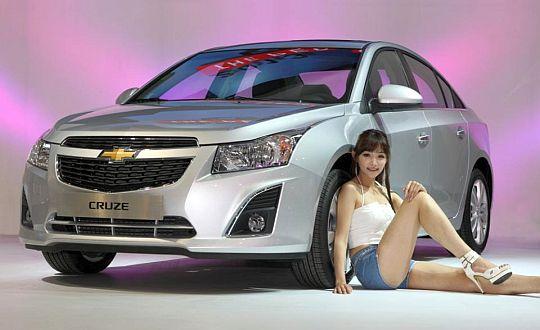 Chevrolet Cruze minorchanged -11