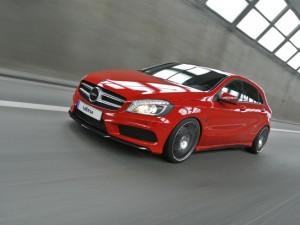 Mercedes Benz A Class -3