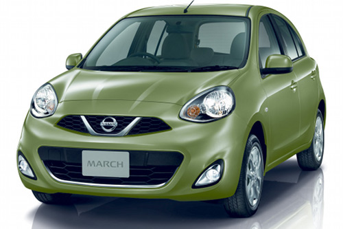 nissan march 2013-2