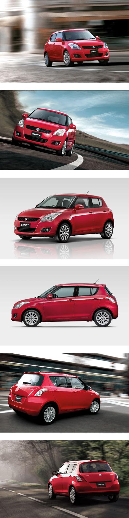 Suzuki Swift 2012 -2