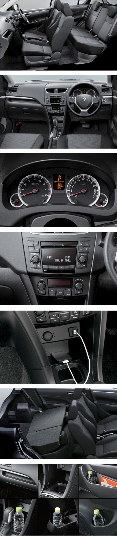 Suzuki Swift 2012 -3