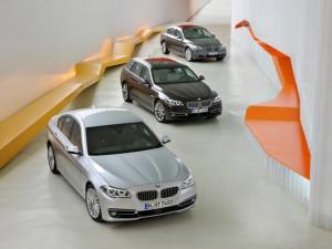 2014 BMW 5-Series LCI-2