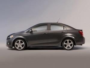 Chevrolet Sonic -8