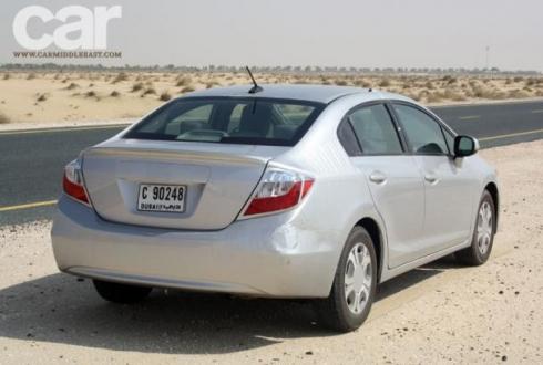 Honda Civic Sedan รุ่นใหม่-2