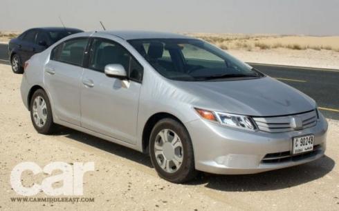 Honda Civic Sedan รุ่นใหม่-4