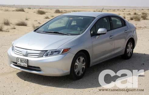 Honda Civic Sedan รุ่นใหม่-5