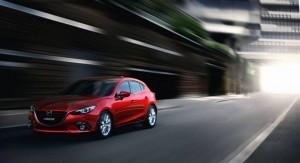 Mazda3 2014-5