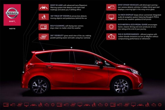 Nissan Note Safety Shield-3