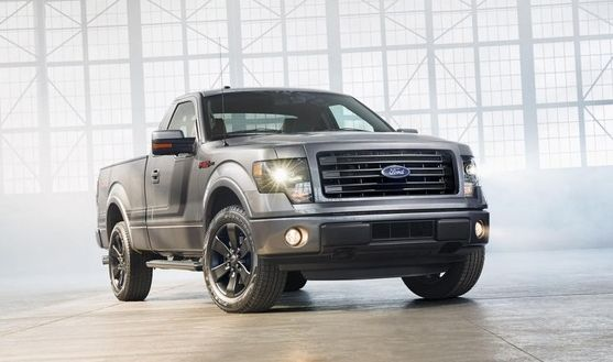 Ford F-150 Tremor 2014 -4