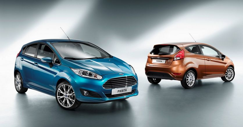 Ford Fiesta 1.0 Ecoboost -2