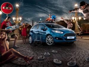 Ford Fiesta 1.0 Ecoboost -3
