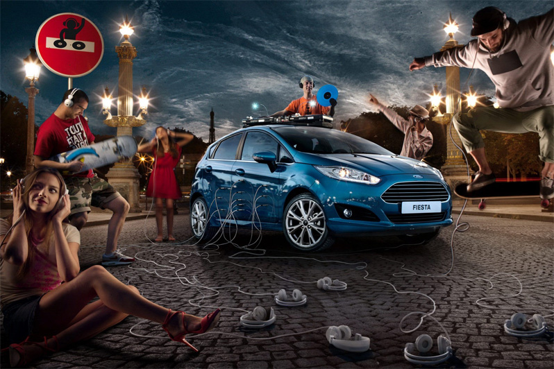 Ford Fiesta 1.0 Ecoboost -3