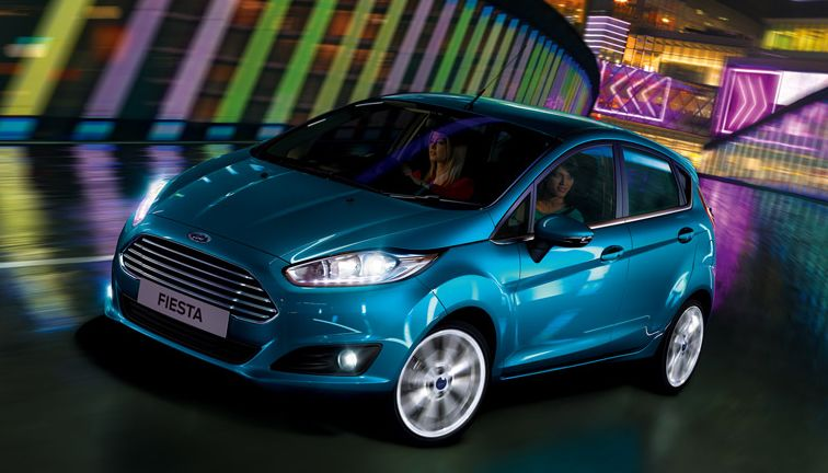 Ford Fiesta 1.0 Ecoboost -4