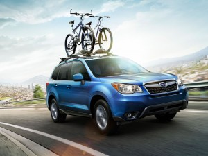 All-new 2014 Subaru Forester unveiled in Canada