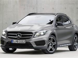 Mercedes-Benz GLA-2