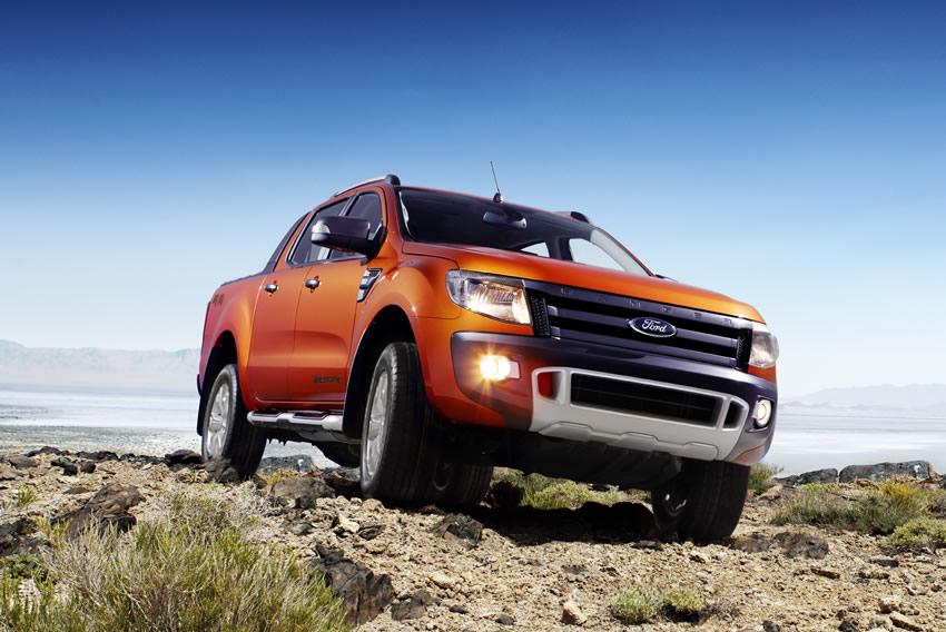 เปรียบเทียบ-ford ranger