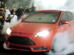 Ford Focus ST-5
