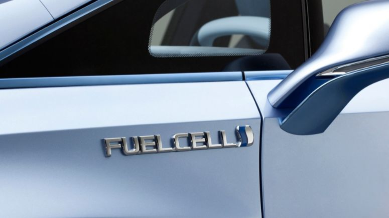 Fuel Cell  car-2