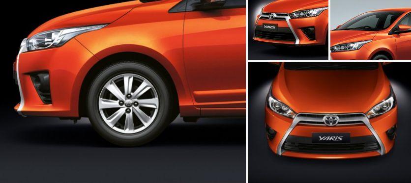 Toyota Yaris 2014-3