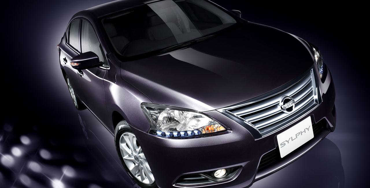 Nissan Sylphy-3