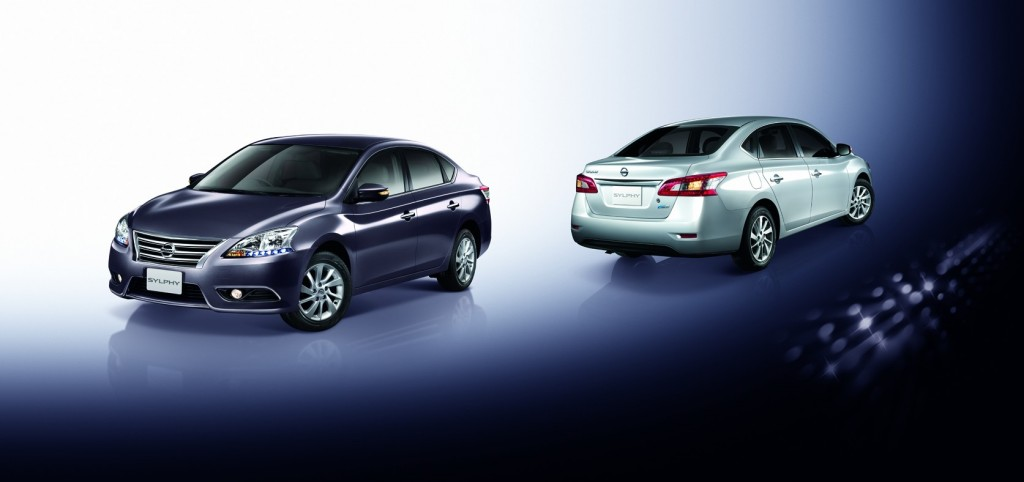 Nissan Sylphy-5