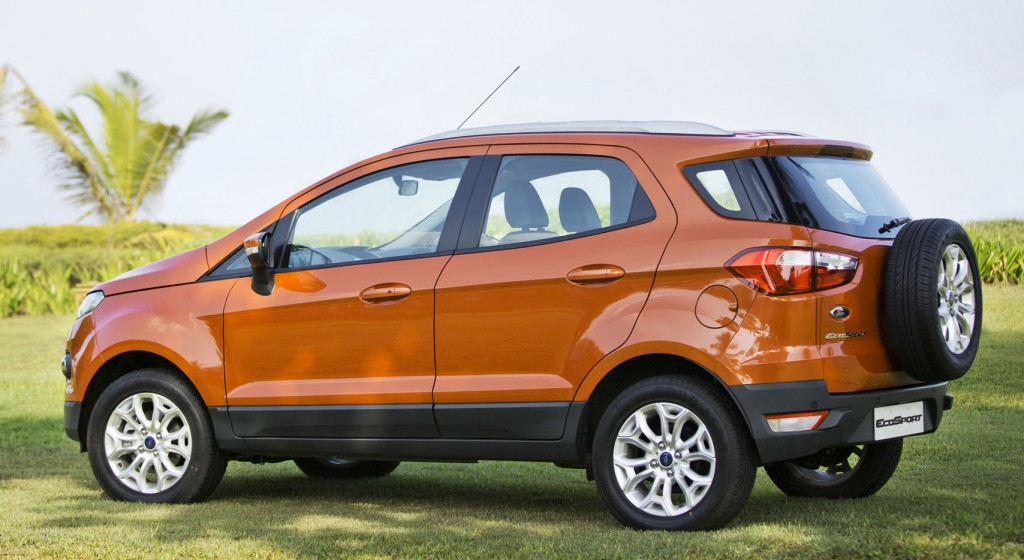 Ford EcoSport ใ-7
