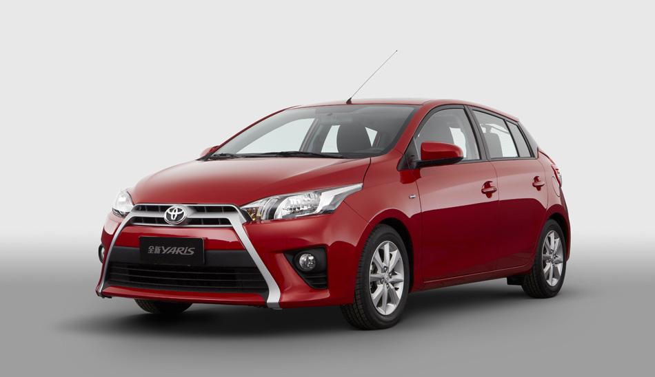 Toyota-Yaris 2014
