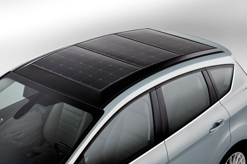 Ford C-MAX Solar Energi-4