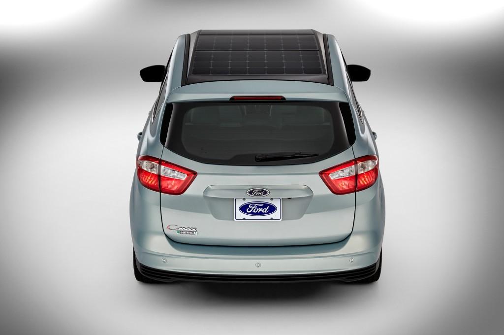Ford C-MAX Solar Energi-5