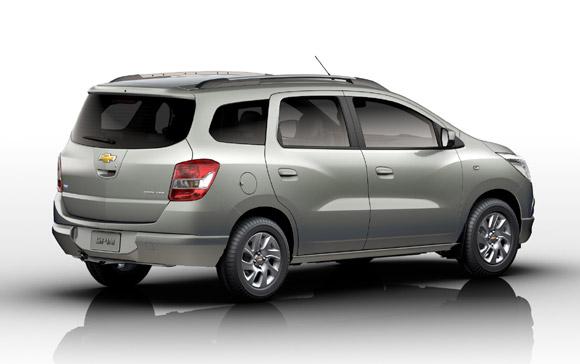 Chevrolet spin-2