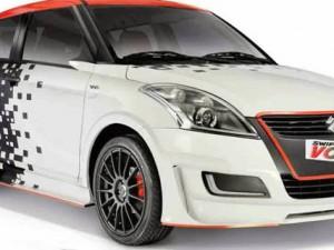 Suzuki Swift Volt-4