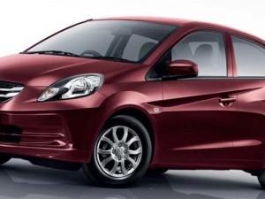 Honda Brio Amaze  ข้อมูล-4