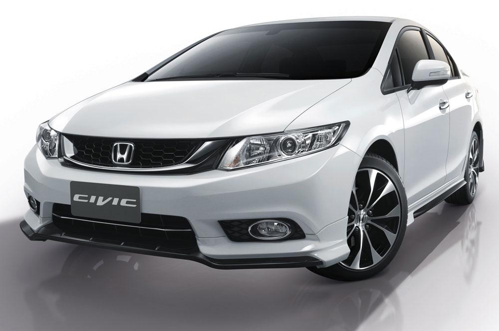 Honda Civic 2014-3