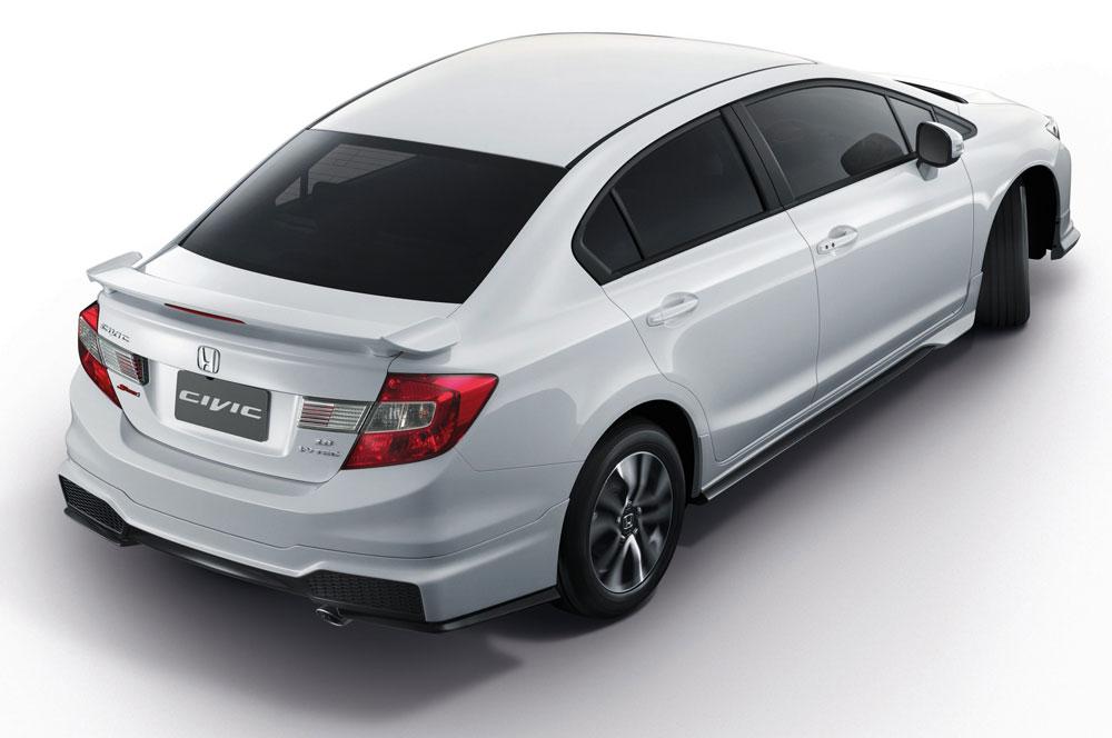 Honda Civic 2014 -5