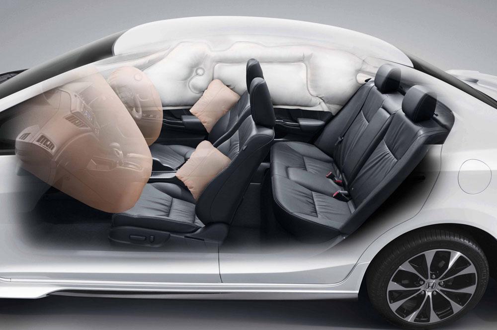 Honda Civic 2014 -9