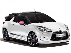 Citroen DS3 Cabrio DStyle by Benefit 2014