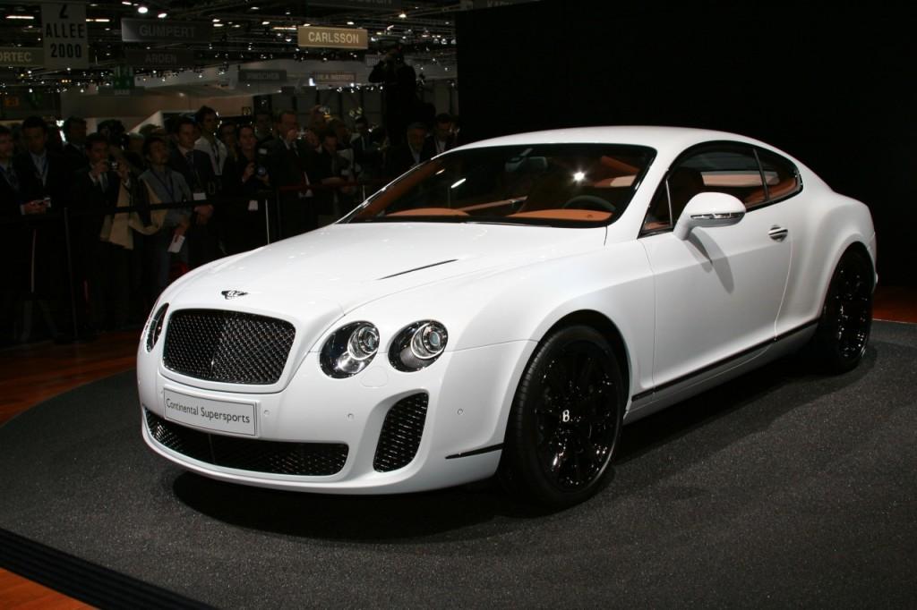 Bentley Continental GT 26