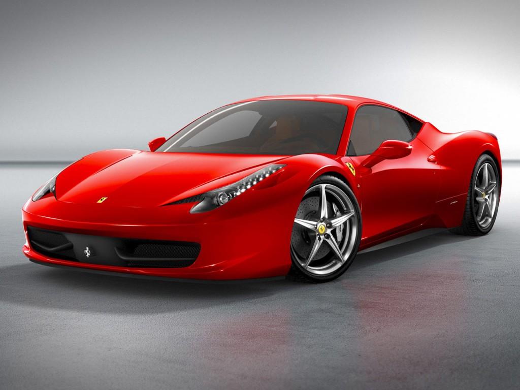 Ferrari 458 8
