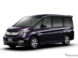 Honda Stepwgn 2015-13