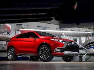 Mitsubishi Concept XR-PHEV II-5
