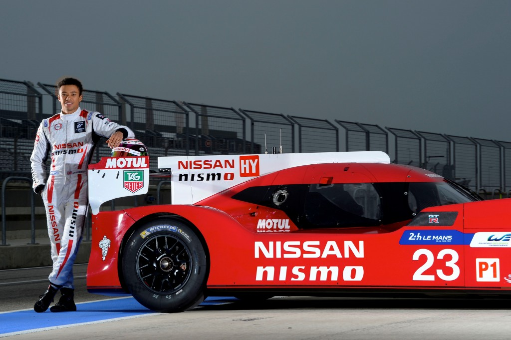 GT-R LM Nismo Racer -6