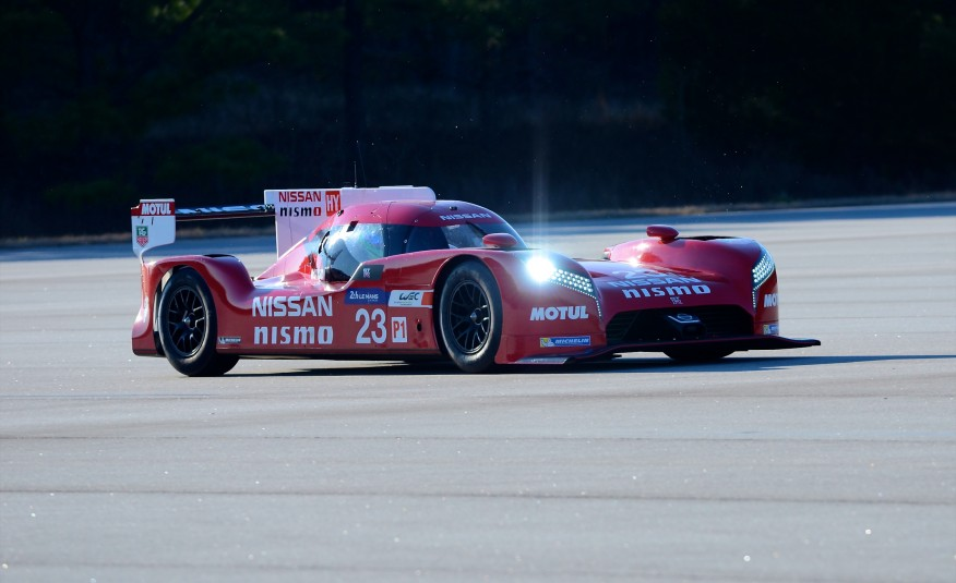 GT-R LM Nismo Racer