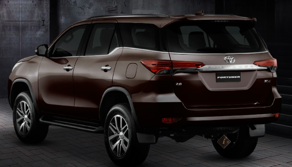 All New Fortuner -6