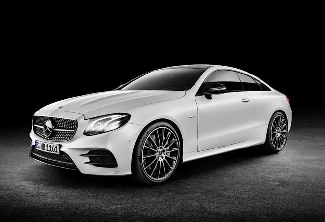 Mercedes-Benz E-Class Coupe' Edition 1 6