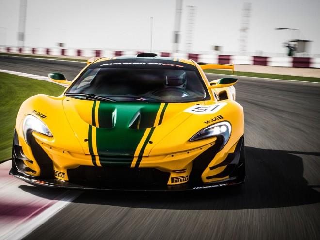 McLaren P1 GTR-5
