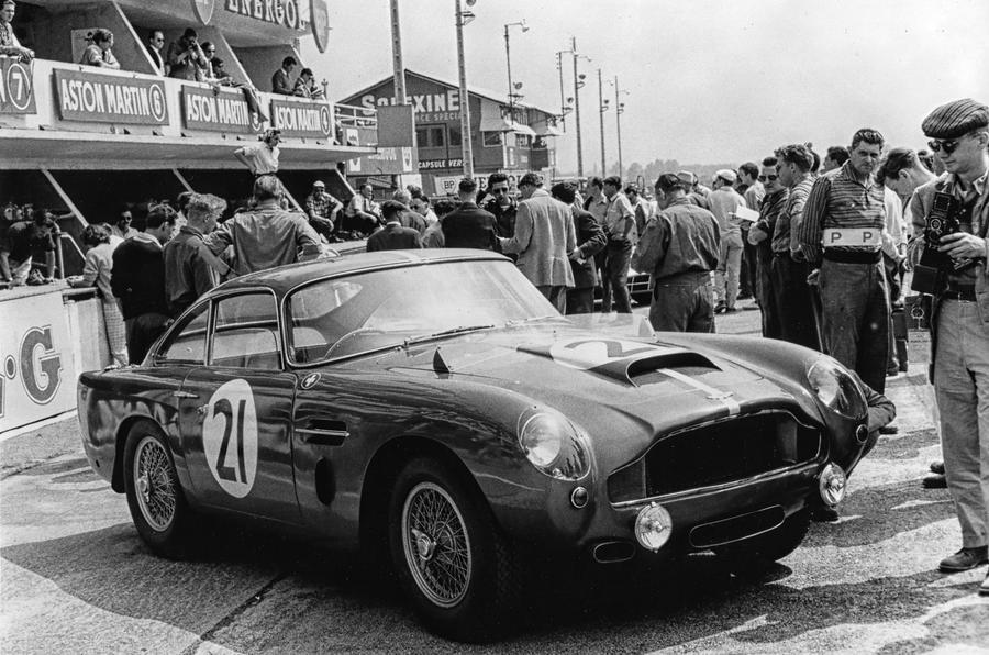 Aston Martin DB4 GT -2
