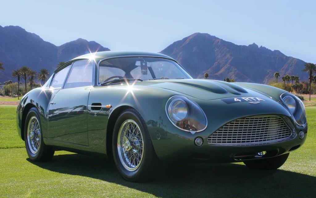 Aston Martin DB4 GT -3