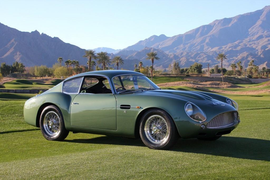 Aston Martin DB4 GT -4