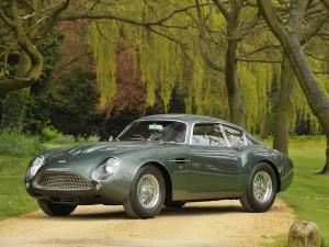 Aston Martin DB4 GT -5